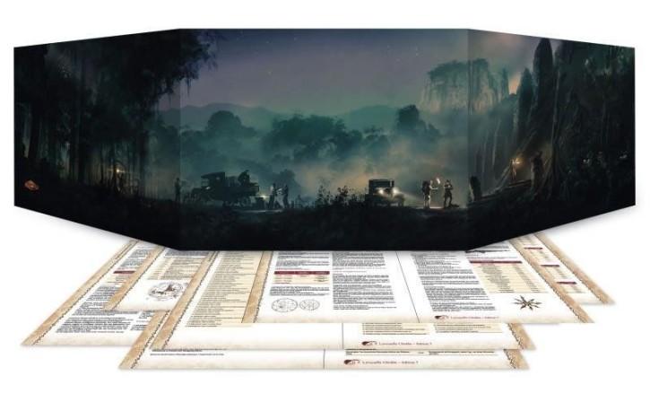 CTHULHU: Spielleiter-Sichtschirm - DE