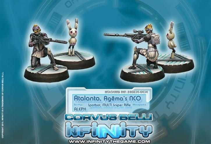INFINITY: Atalanta, Agemas NCO & Spotbot