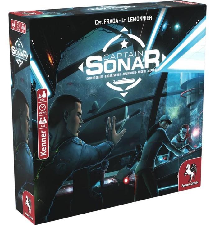 Captain Sonar - DE