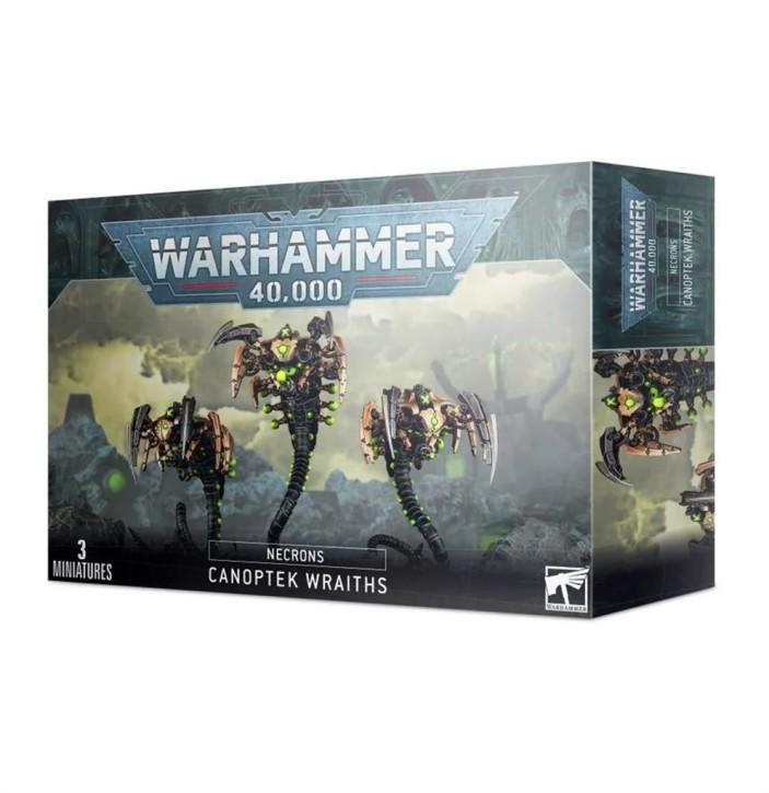 W40K: Canoptek Wraiths