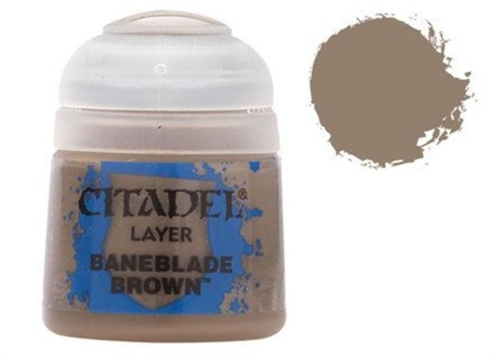Citadel Layer: Baneblade Brown