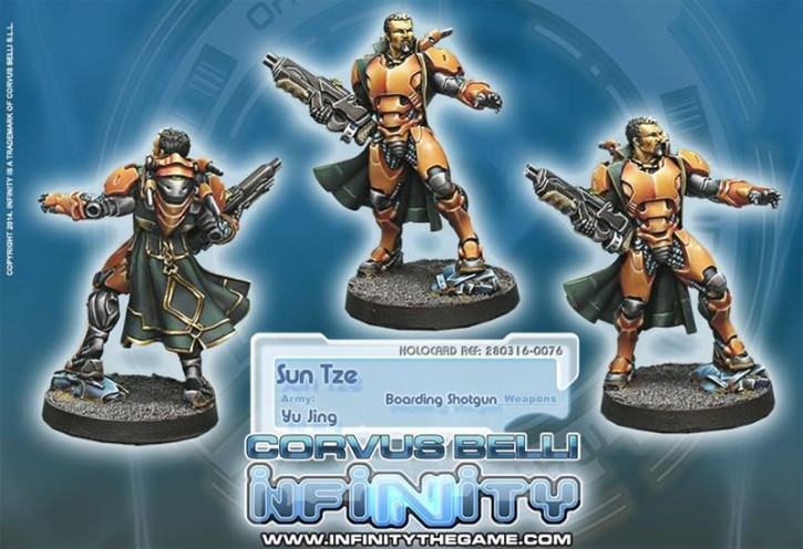 Infinity: Sun Tze (Boarding Shotgun)