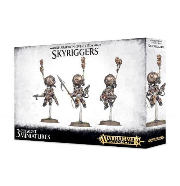 AOS: Kharadron Overlords Skyriggers