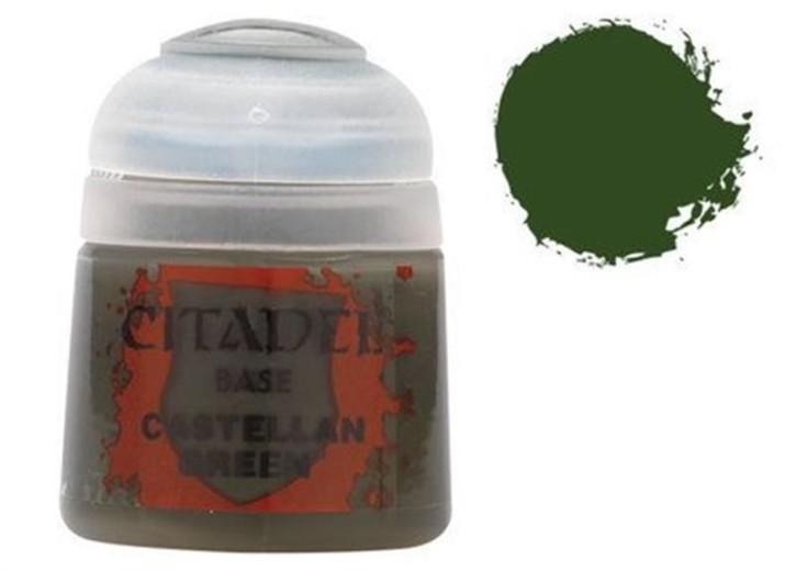 CITADEL BASE: Castellan Green
