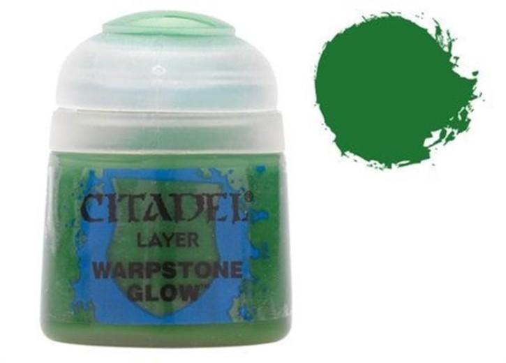 CITADEL LAYER: Warpstone Glow