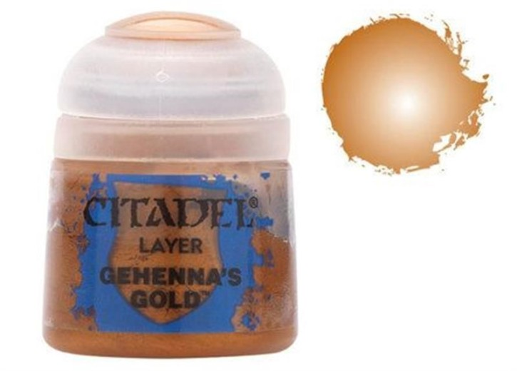 CITADEL LAYER: Gehennas Gold