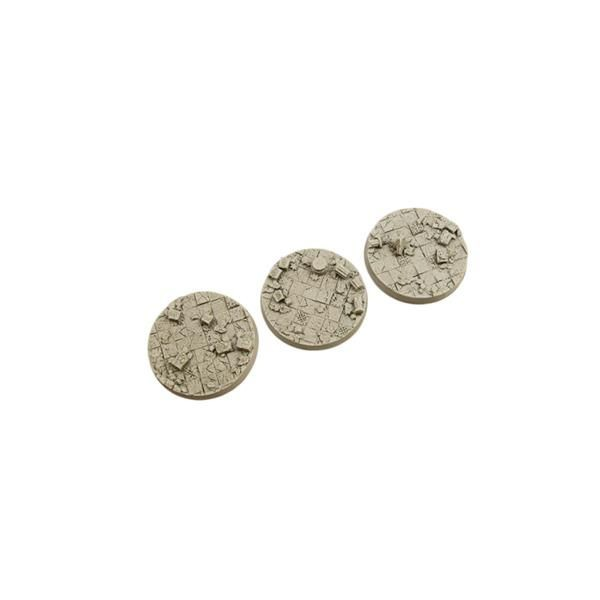 ANCIENT BASES: Round 50mm (2)