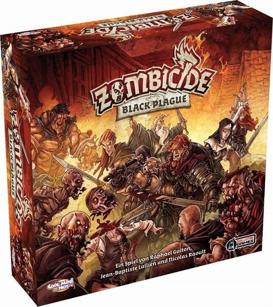 ZOMBICIDE: Black Plague - DE
