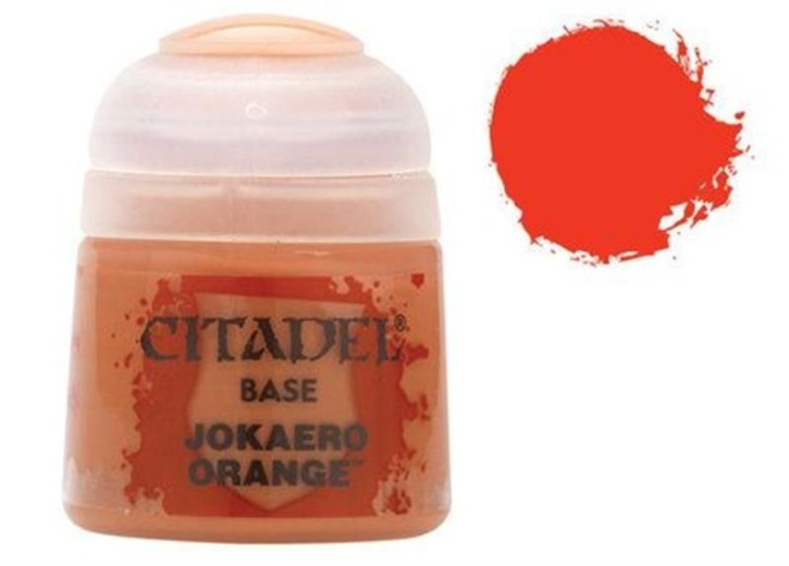 CITADEL BASE: Jokaero Orange