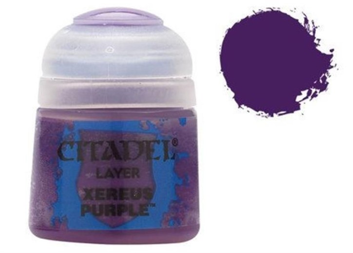 CITADEL LAYER: Xereus Purple