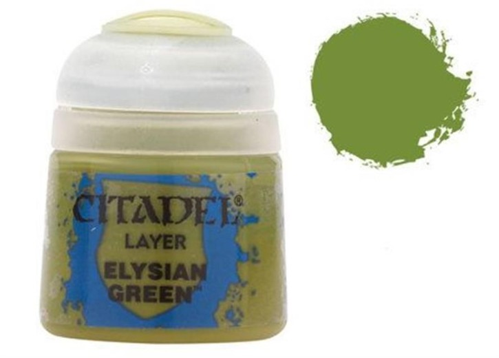 CITADEL LAYER: Elysian Green