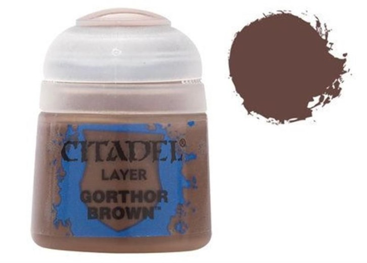 Citadel Layer: Gorthor Brown