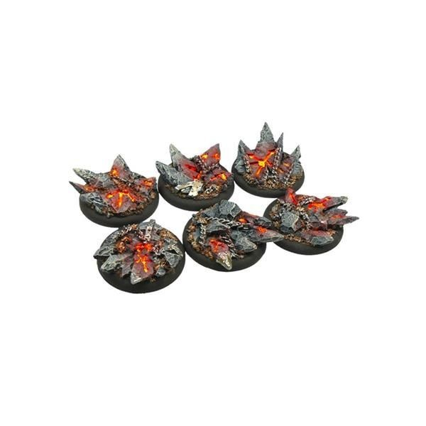 CHAOS BASES: WRound 40mm (2)