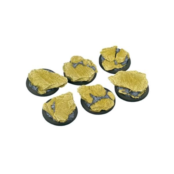 SHALE BASES: WRound 40mm (2)