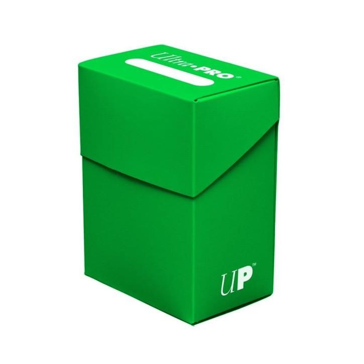ULTRA PRO: Deck Box Lime Green