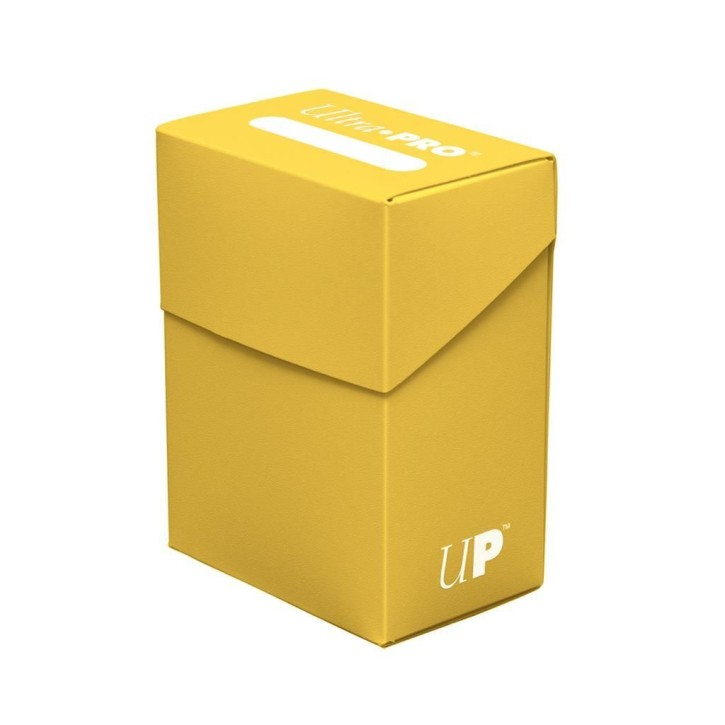 ULTRA PRO: Deck Box Gelb