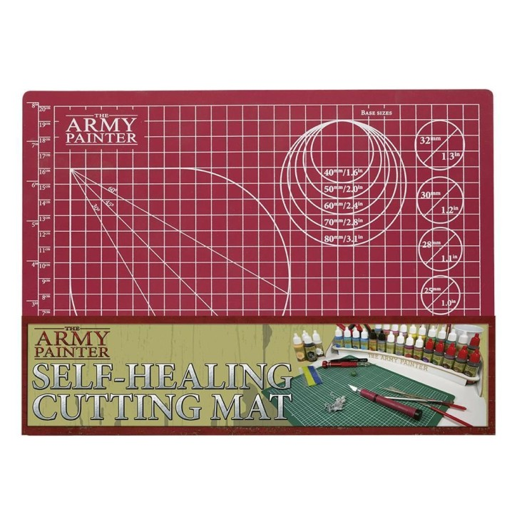 ARMY PAINTER: Cutting Mat