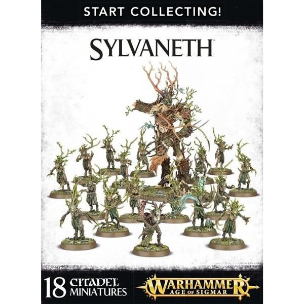 AOS: Start Collecting! Sylvaneth
