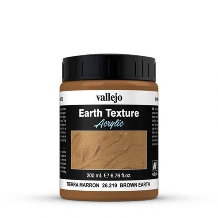 Earths: Brown Earth (200ml)