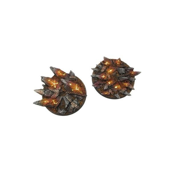 CHAOS BASES: Round 60mm (1)