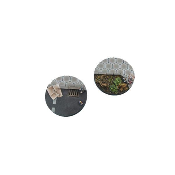 URBAN BASES: Round 55mm (1)