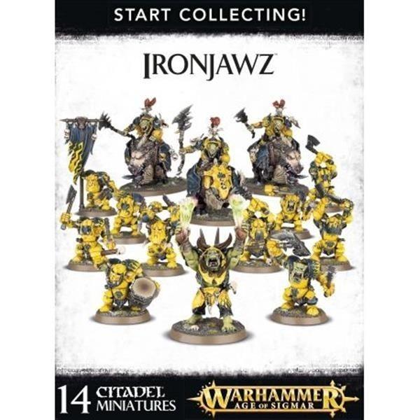 AOS: Start Collecting! Ironjawz