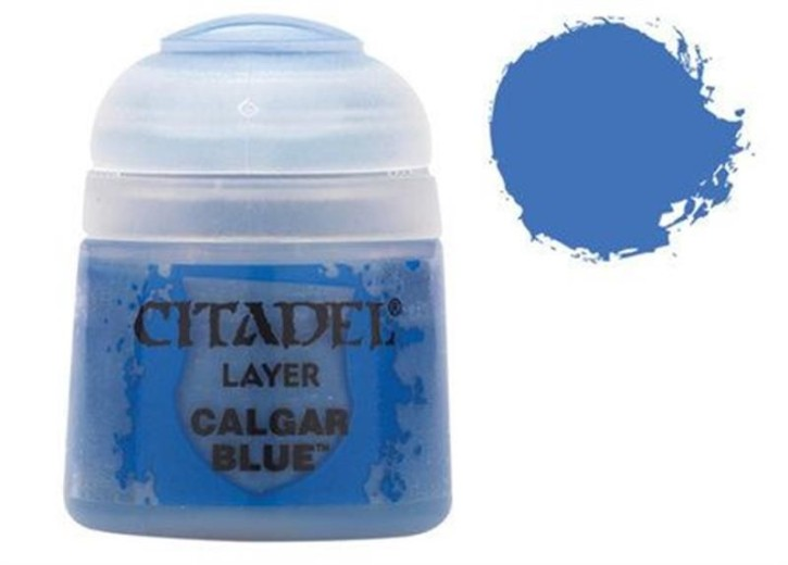 CITADEL LAYER: Calgar Blue