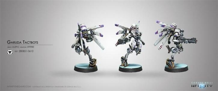 INFINITY: Garuda Tactbots (Spitfire)