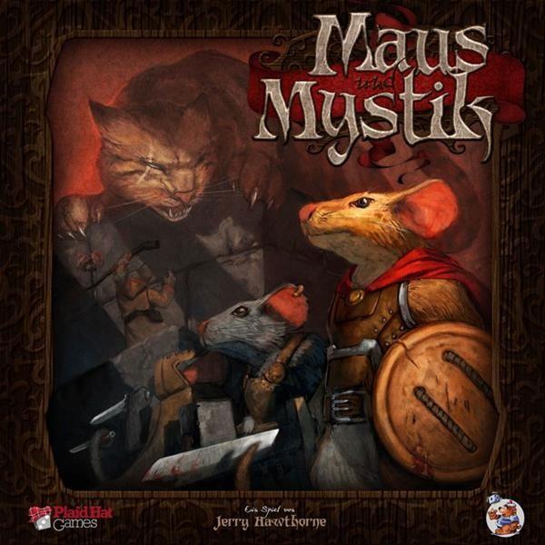 Maus und Mystik: Brettspiel - DE