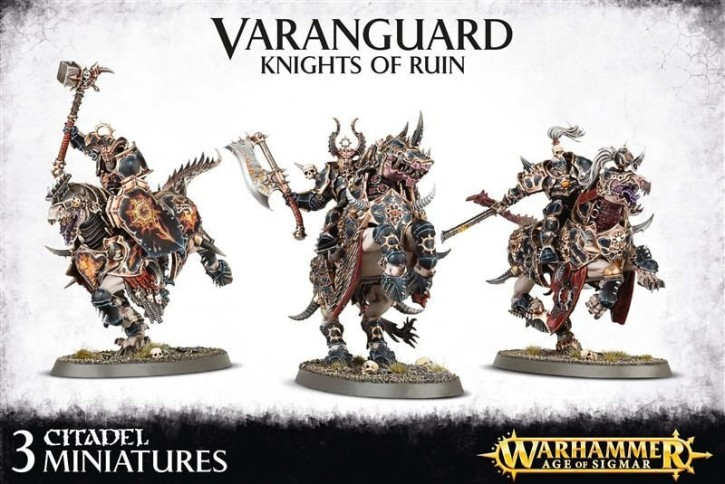 AOS: Varanguard Knights of Ruin