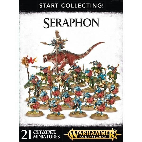 AOS: Seraphon Start Collecting!