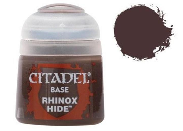 CITADEL BASE: Rhinox Hide