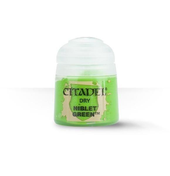 CITADEL DRY: Niblit Green