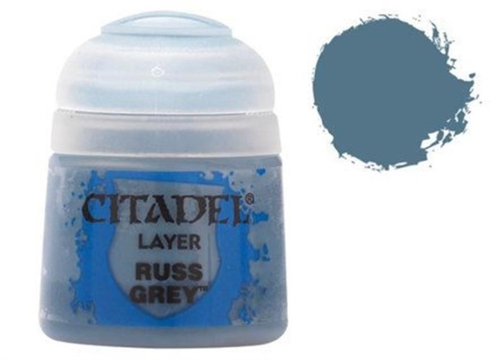 CITADEL LAYER: Russ Grey