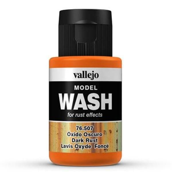 Model Wash 507 Dark Rust