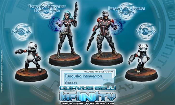 Infinity: Interventors of Tunguska