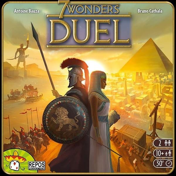 7 Wonders Duel - DE