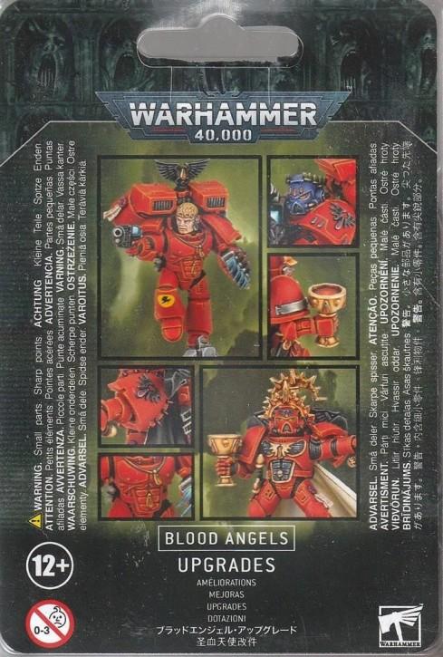 W40K: Upgradeset: Blood Angels