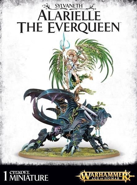AOS: Alarielle the Everqueen