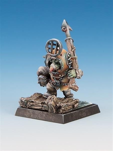 FREEBOOTERS FATE: Buzo