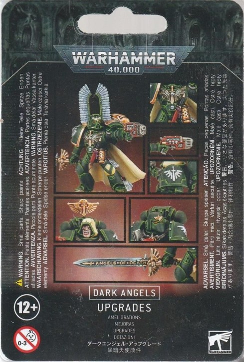 W40K: Upgradeset: Dark Angels