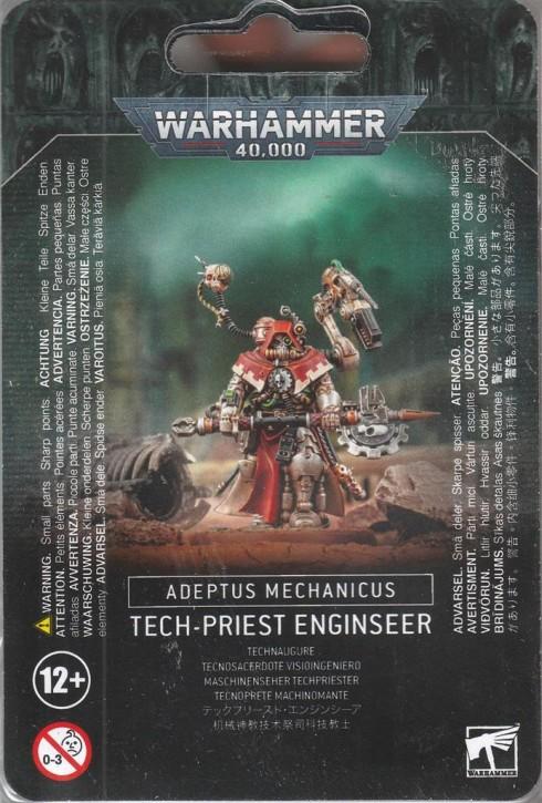 W40K: Tech-Priest Enginseer