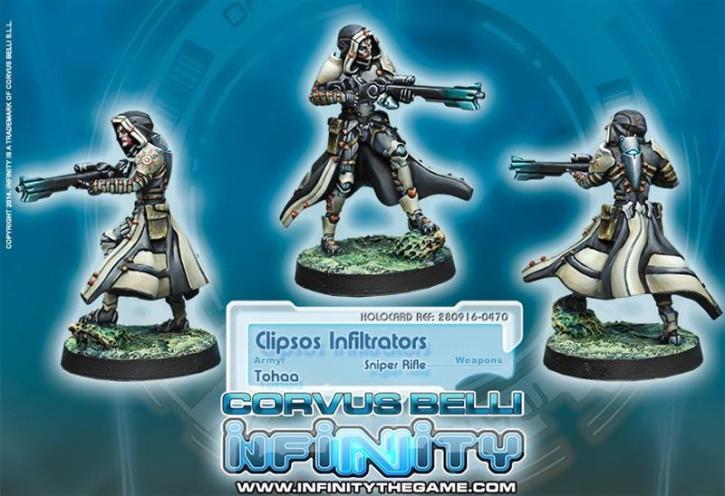 INFINITY: Clipsos Unit (Sniper)