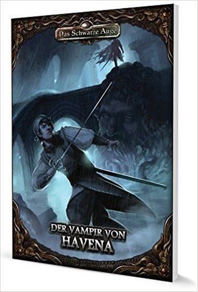 DSA: Der Vampir von Havena - DE