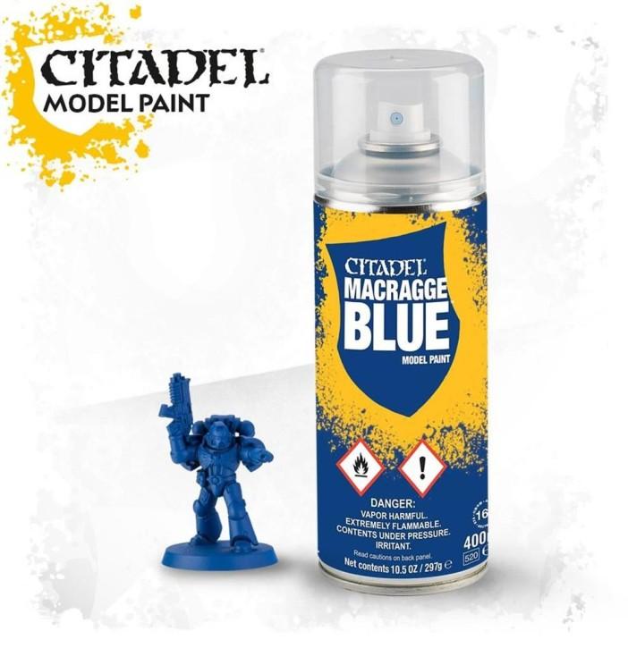 CITADEL: Macgragge Blue Spray