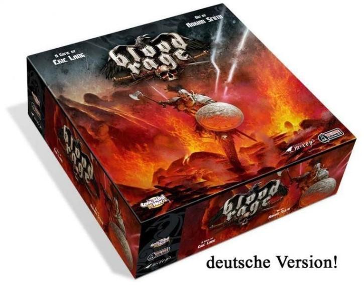 Blood Rage - DE