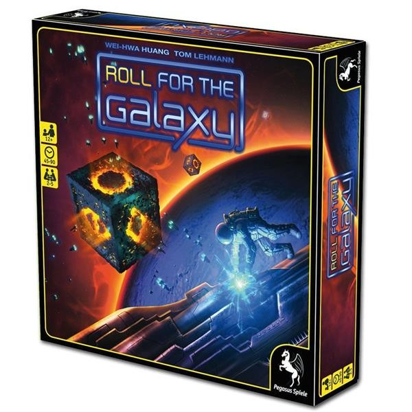 Roll for the Galaxy - DE
