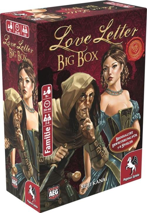 Love Letter Big Box - DE