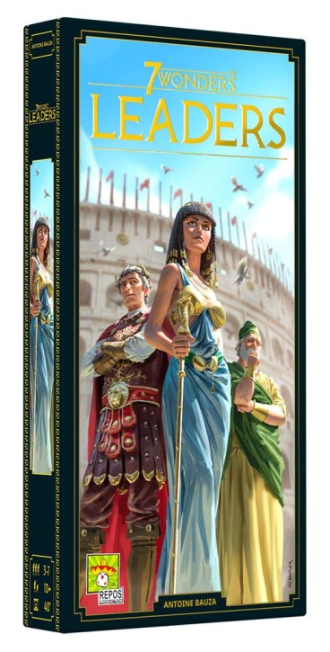 7 Wonders: Leaders - DE
