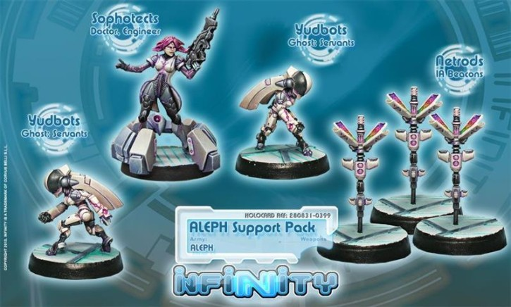 INFINITY: Aleph Support Pack